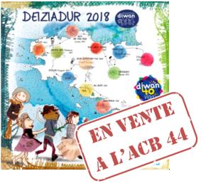 calendrier diwan 2018 en vente